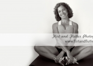 Raven Ouellette Flirt and Flutter Toronto Fitness Photographer