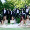 Toronto Photographers Weddings Raven Flirt and Flutter