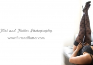 Toronto Boudoir Photography Flirt and Flutter